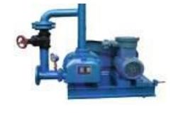 Biogas pump-DFL125 mesin biogas